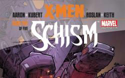 X-Schism #5 cover