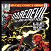 DAREDEVIL #168 COVER
