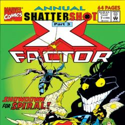 X-FACTOR ANNUAL #7