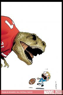 Franklin Richards: Fall Football Fiasco! #1