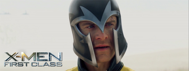 EXCLUSIVE: 2 X-Men: First Class TV Spots