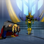 Loki claims victory in The Avengers: Earth's Mightiest Heroes!