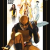 Ultimate Comics X-Men #1 cover art by Kaare Andrews