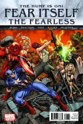 Fear Itself: The Fearless #1