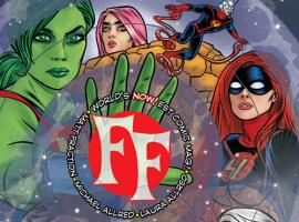 First Look: Fantastic Four & FF