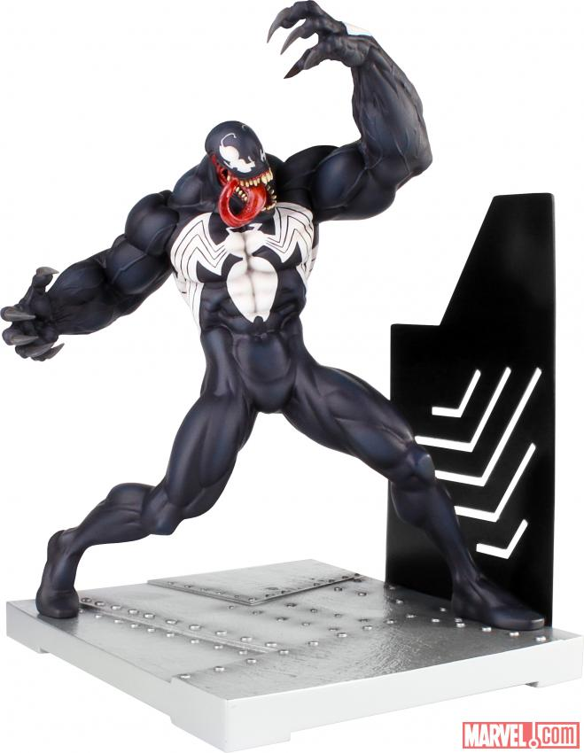 Gentle Giant Venom Bookend