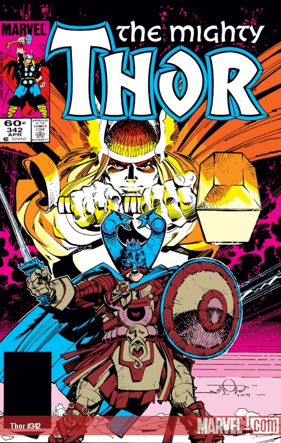 Thor #342
