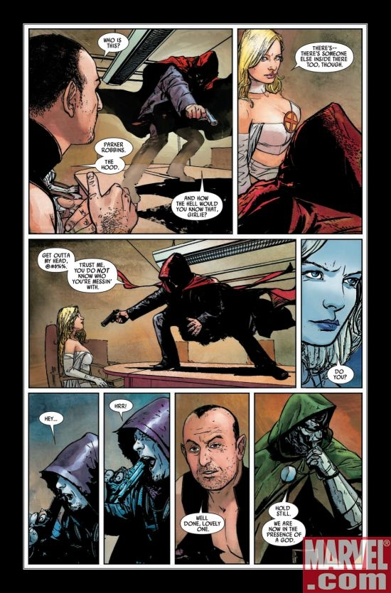 SECRET INVASION: DARK REIGN #1, page 7