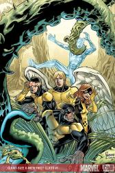 Giant-Size X-Men: First Class #1 