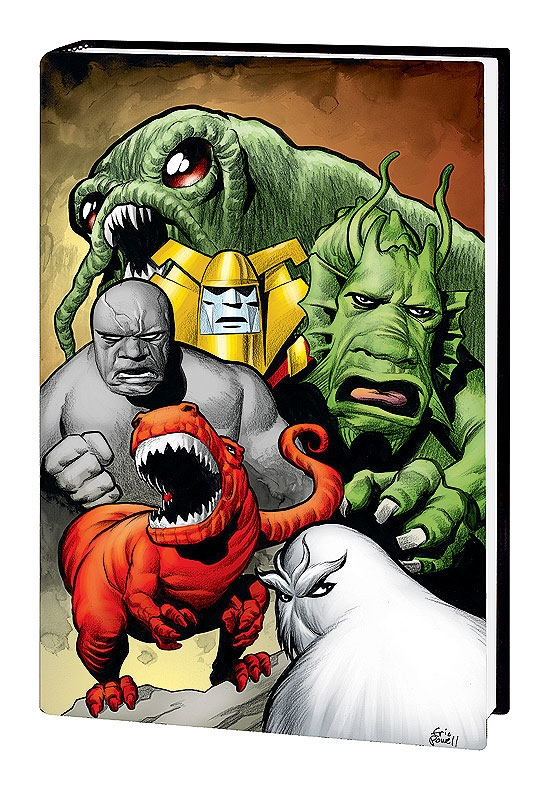 MARVEL MONSTERS #0
