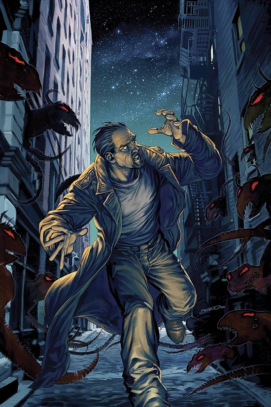 STRANGE (2006) #4 COVER