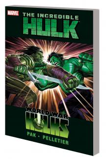 Incredible Hulk Vol. 3: World War Hulks (Trade Paperback)