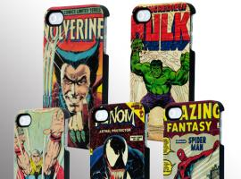 Marvel Swag: Iconic Cover iPhone Cases from PDP