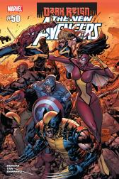 New Avengers #50 