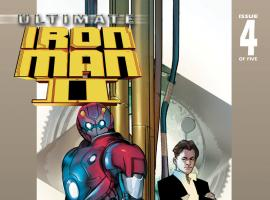 Ultimate Iron Man II #4