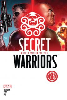 Secret Warriors #26
