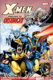 X-Men: Prelude to Onslaught (Trade Paperback)