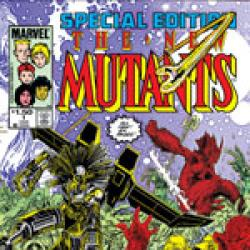 New Mutants Special (1985)