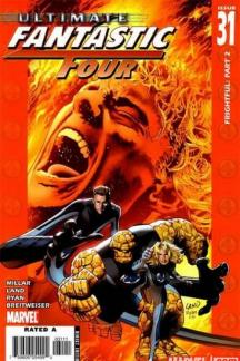 Ultimate Fantastic Four #31