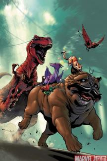 Lockjaw and the Pet Avengers #2