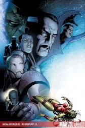 New Avengers: Illuminati #5 