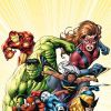 Marvel Adventures the Avengers (2006) #8