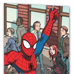 Spider-Man Loves Mary Jane Vol. 2: The New Girl (2006)