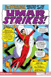 Strange Tales #151 