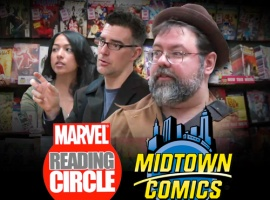 Watch Marvel Reading Circle: Midtown Comics