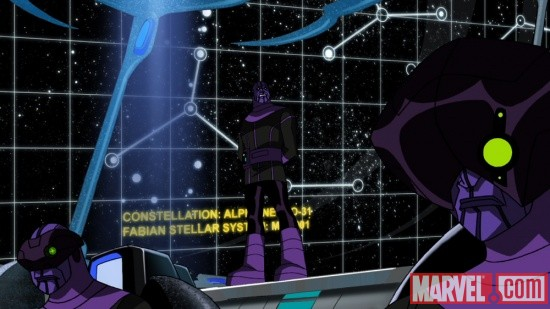 Kang's minions from The Avengers: Earth's Mightiest Heroes!