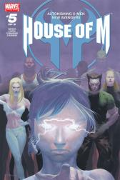 House of M #5 