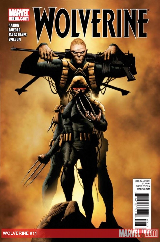 Wolverine (2010) #11