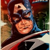 Marvel.com exclusive Captain America character art from Marvel KAPOW!