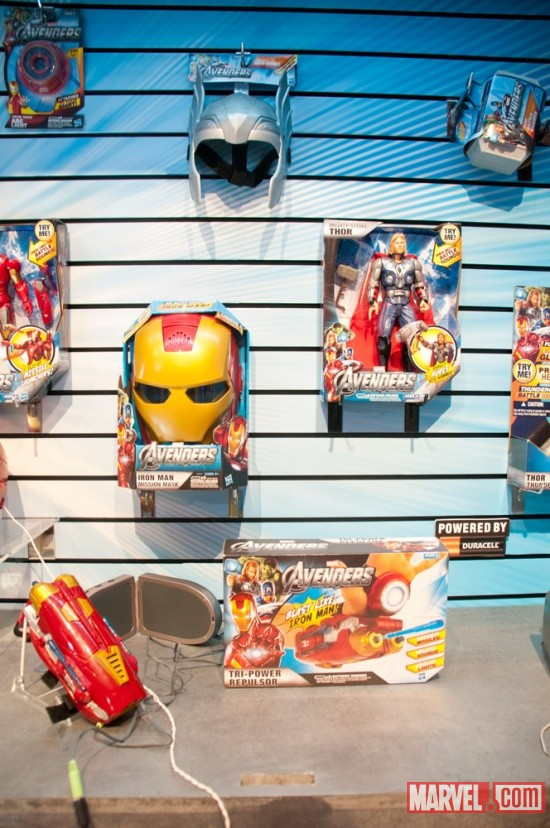 Hasbro Marvel's The Avengers Iron Man Role Play Set
