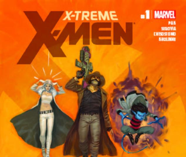 X-TREME X-MEN 1