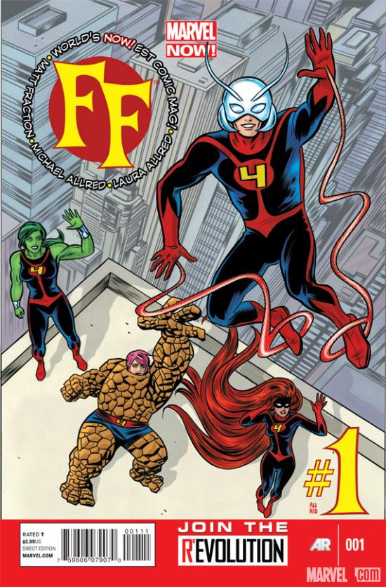 FF #1
