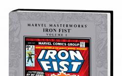 MARVEL MASTERWORKS: IRON FIST VOL. 2 HC