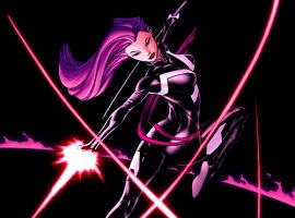 Welcome to the X-Men: Psylocke
