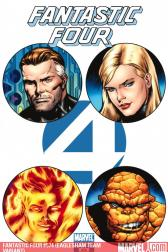 Fantastic Four #574  (EAGLESHAM TEAM VARIANT)