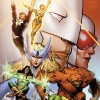 Alpha Flight (2011) #0.1 cover by Phil Jimenez