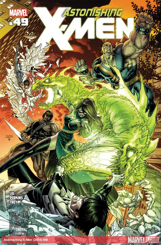 Astonishing X-​Men (2004) #49
