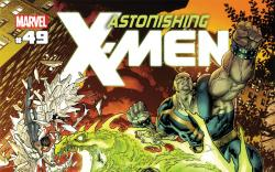 Astonishing X-Men (2004) #49