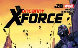 UNCANNY X-FORCE 28 (WITH DIGITAL CODE)