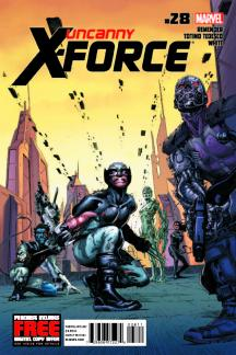 Uncanny X-Force #28