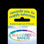 Marvel Sunscreen Bands Remind You to Reapply