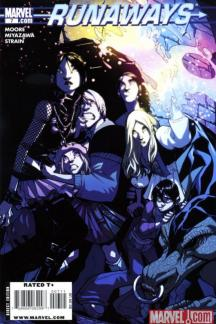 Runaways (2008) #7