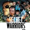 SECRET WARRIORS #1 cover by Jimmy Cheung