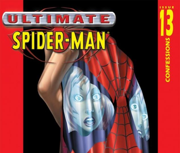 Ultimate Spider-Man #13 cover by Mark Bagley