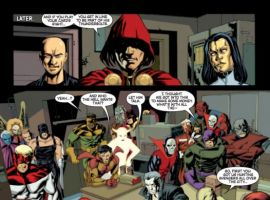 NEW AVENGERS #64 preview art by Mike McKone