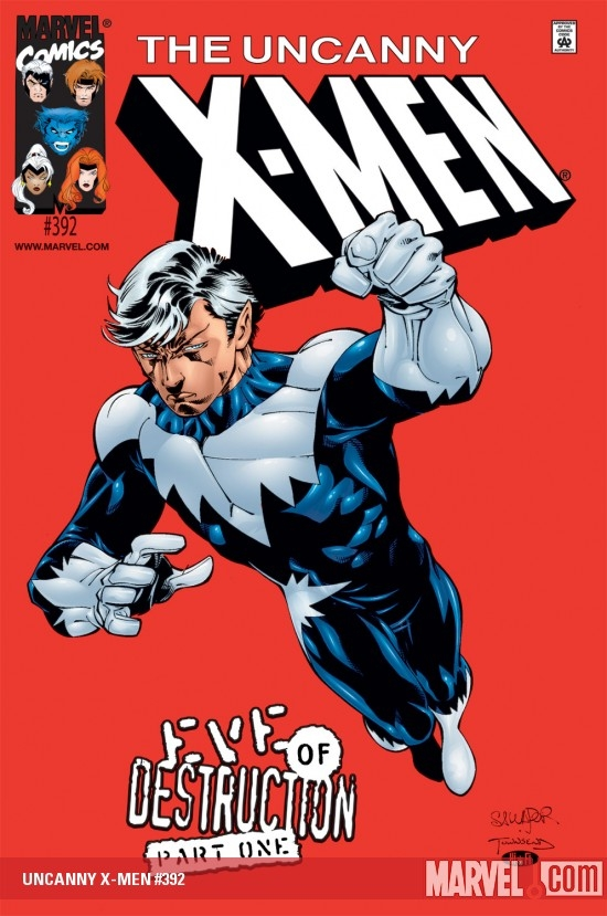 UNCANNY X-MEN #392
